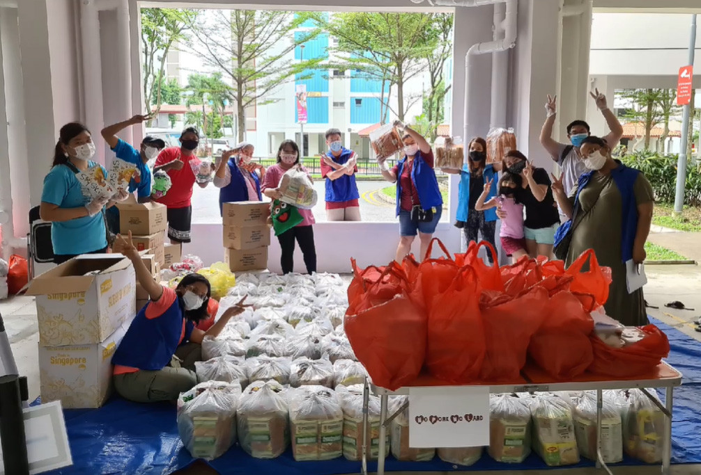 Project Love Lunch 仁爱之盒 29 Aug 2020