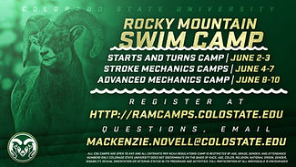 Rocky Mountain Swim Camp