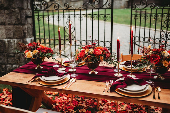 Harvest Table - 5'