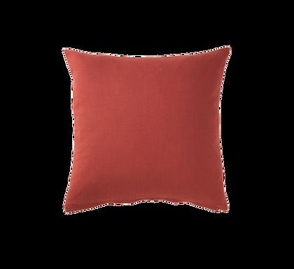 Red Orange Pillow