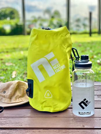 Dry tube & Water Bottle