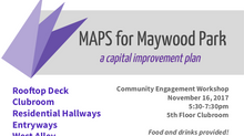 MAPS for Maywood Park