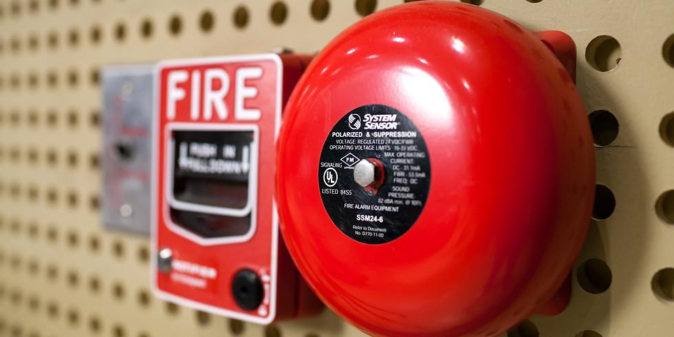 Annual Fire Alarm Inspection