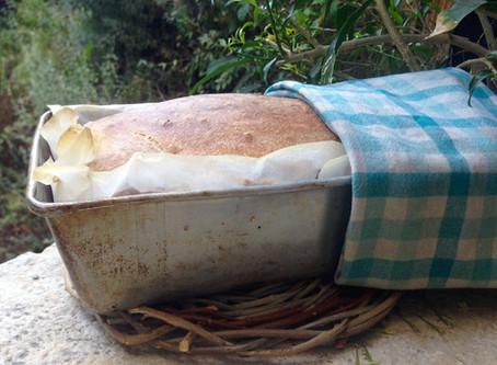 Foolproof Sourdough Bread Recipe