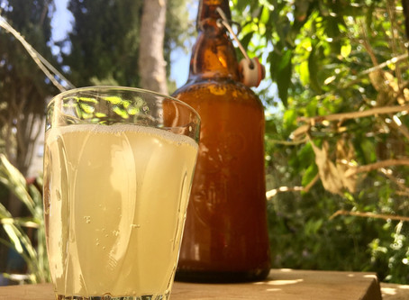 Could a fizzy lemonade this delicious be so good for you?