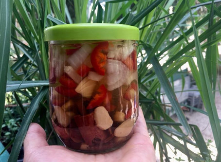 Stay healthy all winter with this fiery remedy