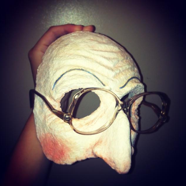 Frieda Mask
