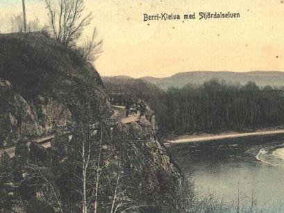 Gravhaug(-ene) i Bergskleiva