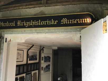 Skatval krigshistoriske museum