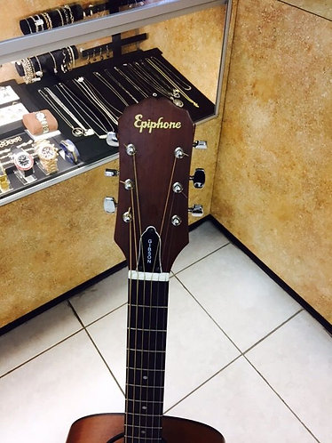 Gibson Epiphone 6 strings acoustic guitar