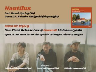 July 17th (Fri)@Powers2 Motosumiyoshi