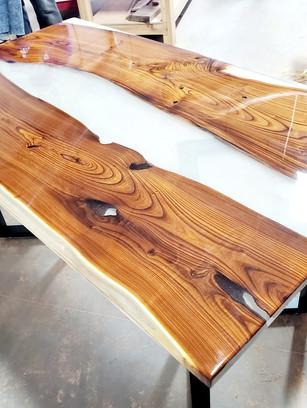 Custom Epoxy Tables