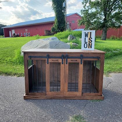 Large Single Dog Kennel
