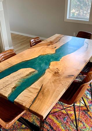 EPOXY TABLES