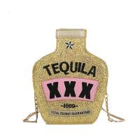 Gold Tequila Bag
