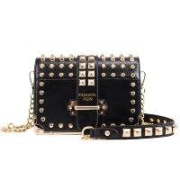 Black Stud bag