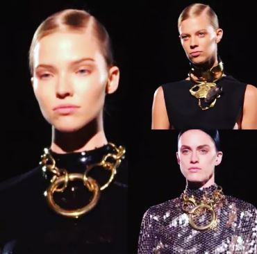 bold choker necklaces