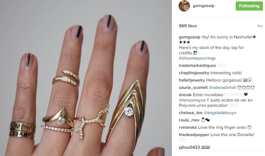 Gem Gossip instagram