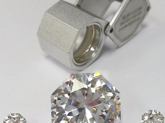 How To Tell If a Diamond Is Fake