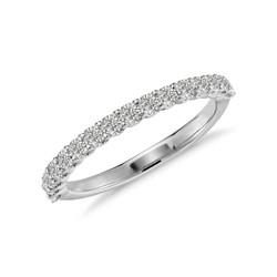 U Prong Diamond Ring