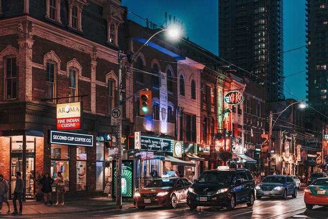 Toronto King West