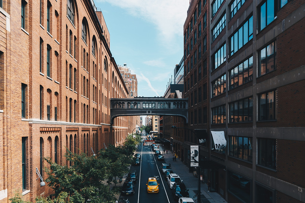 NYC on the High Line - A7II with Sony 24-70 f4