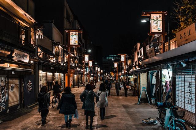 Revisiting Japan photos - Tokyo