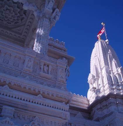 Georgia - Hindu Temple