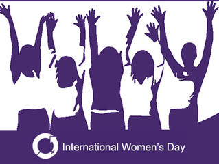 Work together to help domestic violence victims this International Women's Day