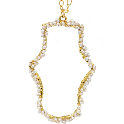 Pearl Asher Opera Necklace