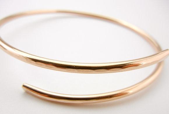 Adjustable Cuff Bracelet- Rose Gold -NG4152