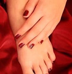 Soin des mains ou pieds