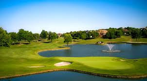 #101 - Golf Foursome at one of DFW's best, Stonebriar Country Club