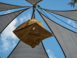 Center Lamp Danceloor Canopy