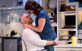 Gareth Farr and Tessa Walker