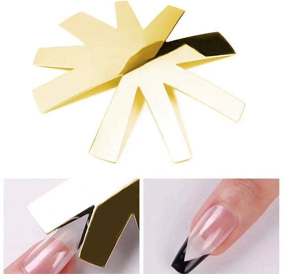 Gold V Shape Cutter