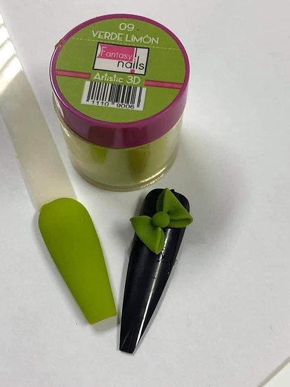 Verde Limón 09