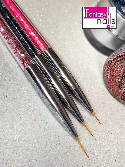 Liner Brush Set (3)