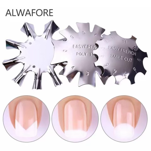 Acrylic Edge Cutters (set of 3)