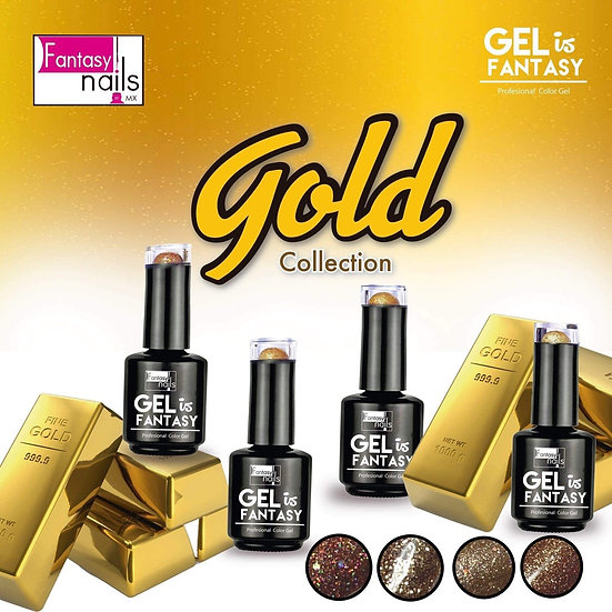 Gold Gel Collection