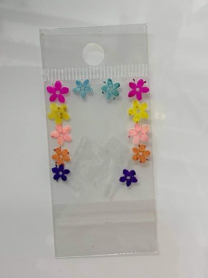 Color Mix Flowers