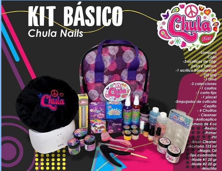 Kit Básico Chula Nails