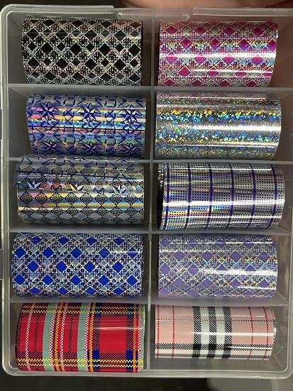 Textile Foil #2