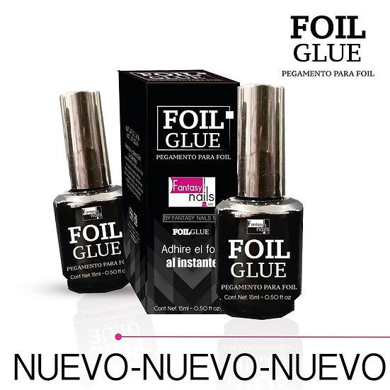 Foil Glue Fantasy Nails