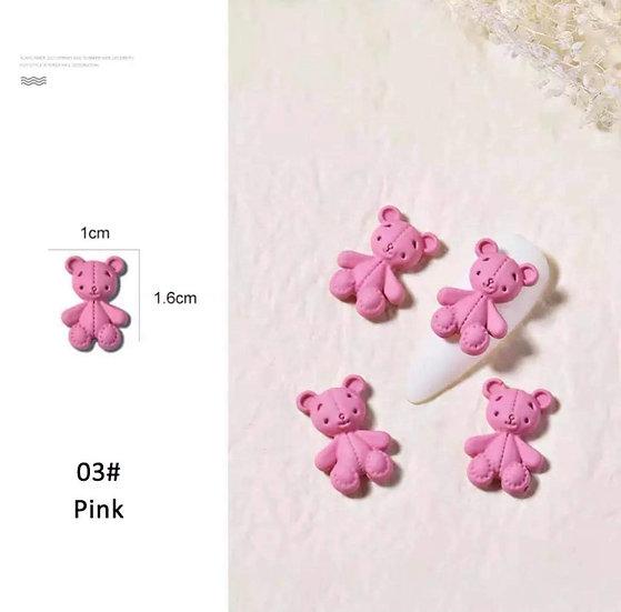 Clay Bears (10pcs)