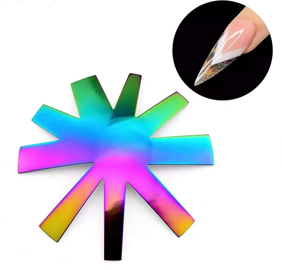 Rainbow V Shape Cutter