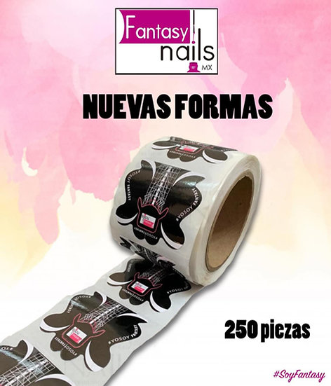 Fantasy Nail Forms (250 pieces)
