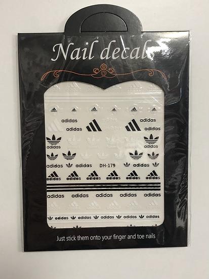 Adidas Decals