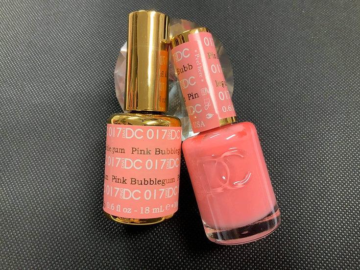 Pink Bubblegum 017