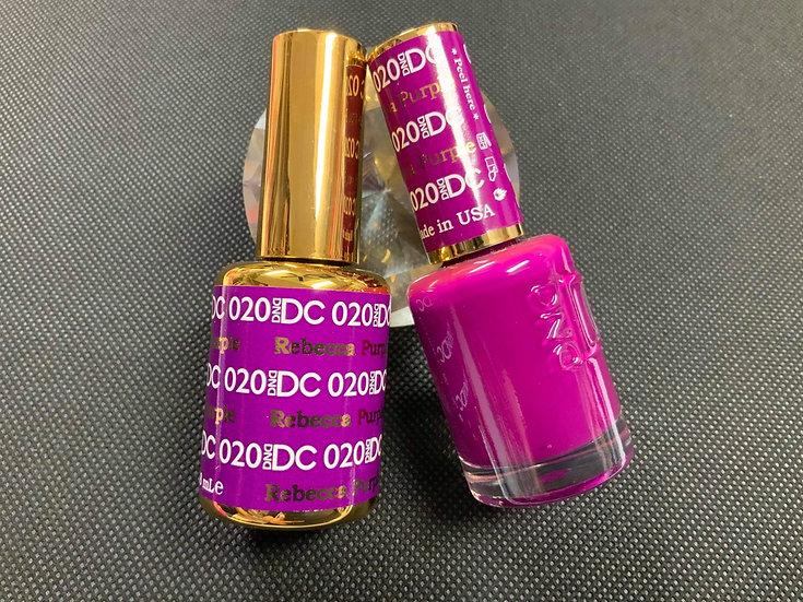 Rebecca Purple 020